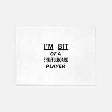 I'm bit of a Shuffleboard player 5'x7'Area Rug