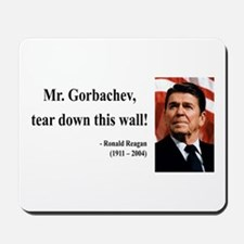 Ronald Reagan 17 Mousepad