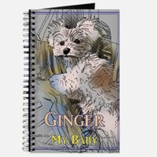 Ginger My Baby Journal