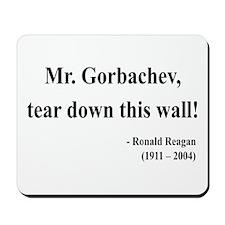 Ronald Reagan 17 Mousepad