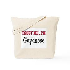 Trusty Me I'm Guinea-Bissauan  Tote Bag