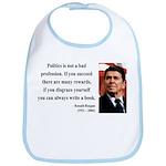 Ronald Reagan 18 Bib