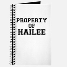 Property of HAILEE Journal
