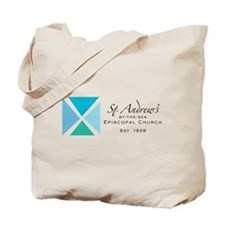 St. Andrew's By-the-Sea Episcopal Church Tote Bag