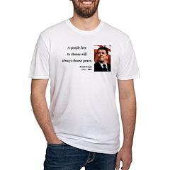 Ronald Reagan 19 Shirt
