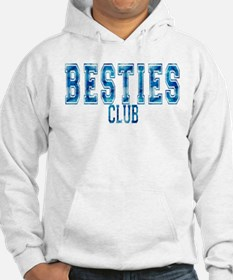 Besties Club Jumper Hoody