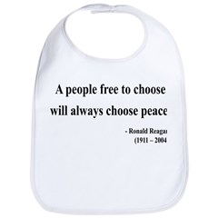 Ronald Reagan 19 Bib