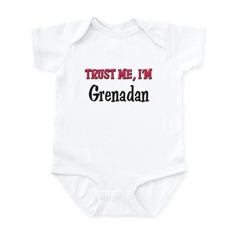 Trusty Me I'm Grenadan Infant Bodysuit