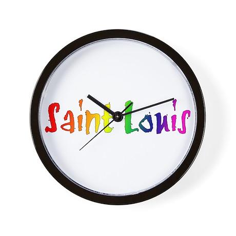 St. Louis Pride Wall Clock