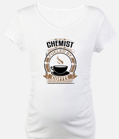 Chemist Fueled By Coffee Shirt