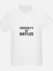 Property of HAYLEE T-Shirt