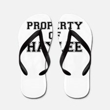Property of HAYLEE Flip Flops