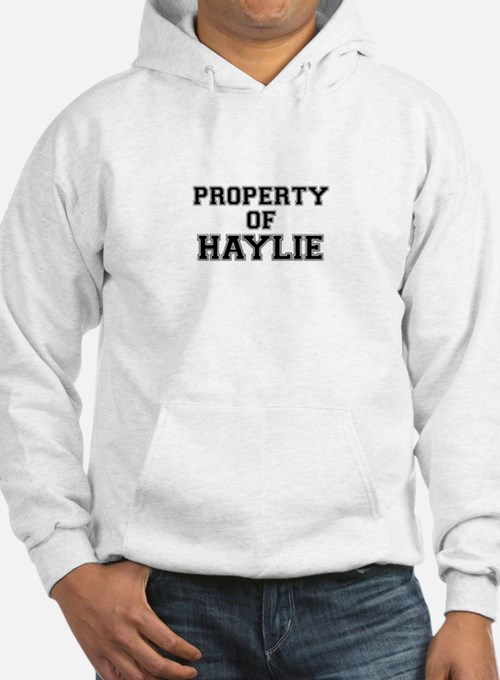Property of HAYLIE Jumper Hoody