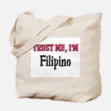 Trusty Me I'm Filipino Tote Bag