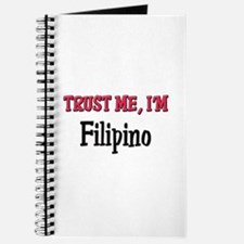 Trusty Me I'm Filipino Journal