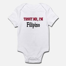 Trusty Me I'm Filipino Infant Bodysuit