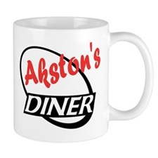 Akston's Diner Mug