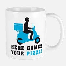 Scooter Pizza Supplier 07-2016 Mugs