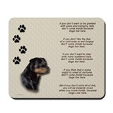 Rottweiler Classic Mousepad