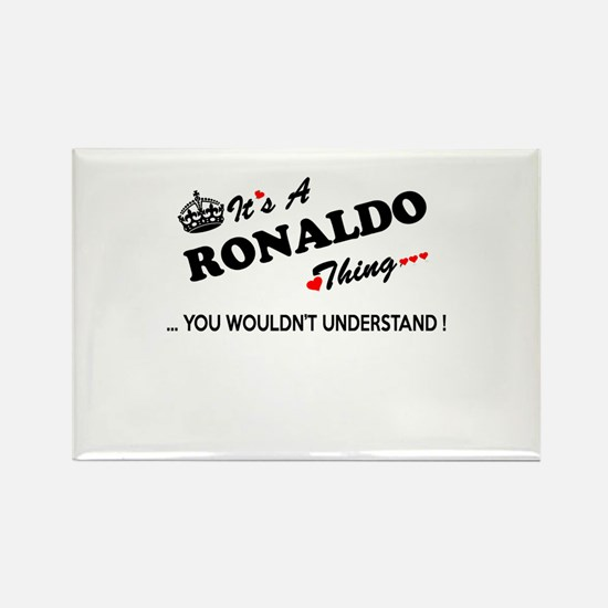 RONALDO thing, you wouldn't understand Magnets
