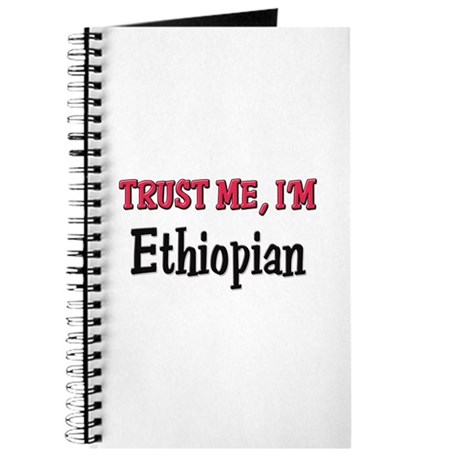 Trusty Me I'm Ethiopian Journal