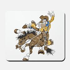 """COWBOY """"JIM BOB"""" Mousepad"""