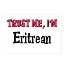 Trusty Me I'm Eritrean Postcards (Package of 8)