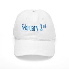February 2nd Baseball Cap