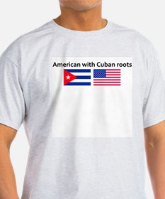 American with Cuban roots T-Shirt