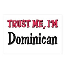 Trusty Me I'm Dominican Postcards (Package of 8)