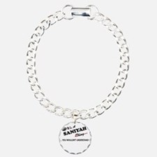 SANIYAH thing, you would Charm Bracelet, One Charm