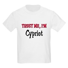 Trusty Me I'm Cypriot T-Shirt