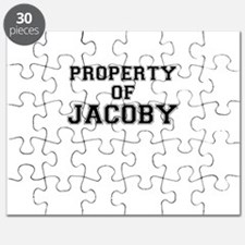 Property of JACOBY Puzzle