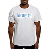 Punxsutawney Mens Light T-shirts