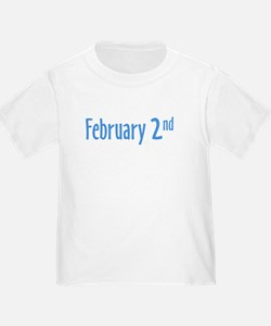 February 2nd groundhog Day T
