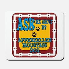 Appenzeller Mountain Dog Mousepad