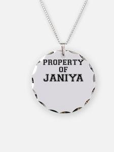Property of JANIYA Necklace