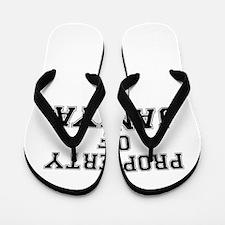 Property of JANIYA Flip Flops