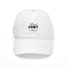 Proud Army Aunt Baseball Cap