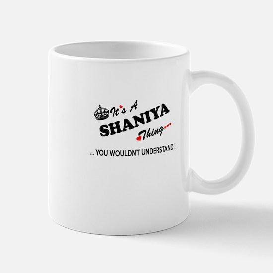 SHANIYA thing, you wouldn't understand Mugs