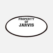 Property of JARVIS Patch