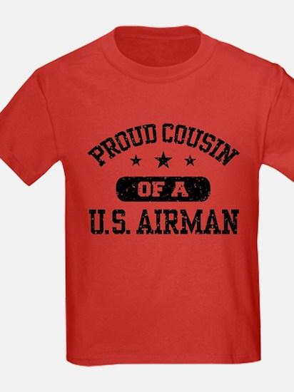 Proud Cousin of a US Airman T-Shirt
