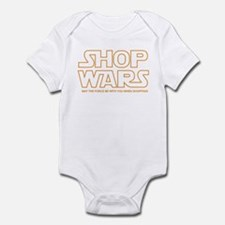 Shop Wars Infant Bodysuit