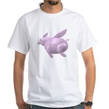 Flying Pig Icon Shirt