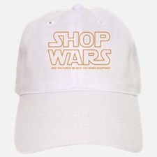 Shop Wars Baseball Baseball Cap