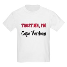 Trusty Me I'm Cape Verdean T-Shirt