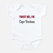 Trusty Me I'm Cape Verdean Infant Bodysuit