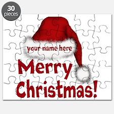 Santa Hat Puzzle