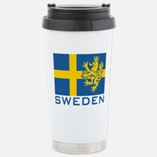 Funny Sweden Travel Mug