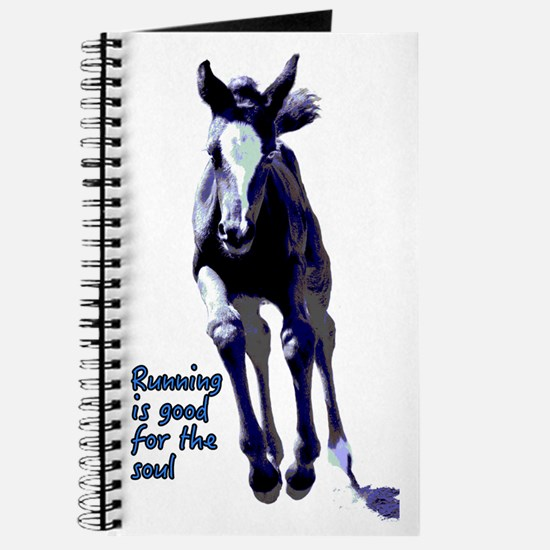 Cool Horse mad Journal